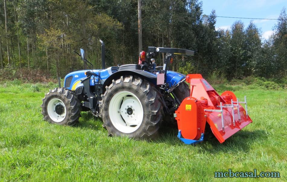 Fresadora MCB 2,10 m 6