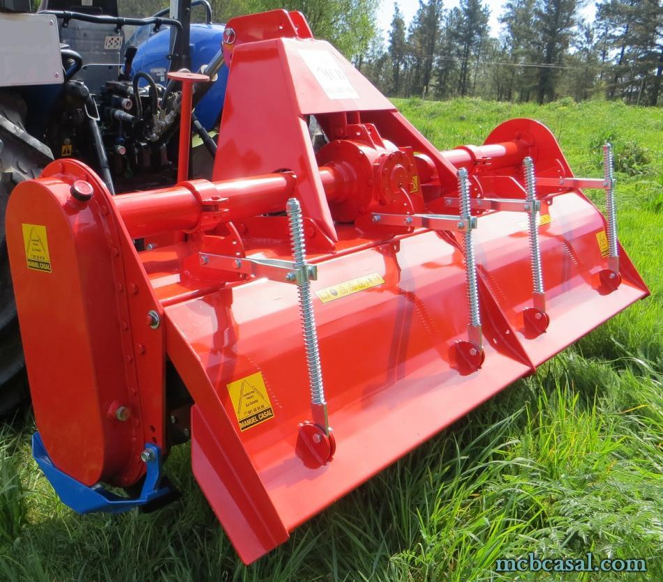 Fresadora MCB 2,10 m 1