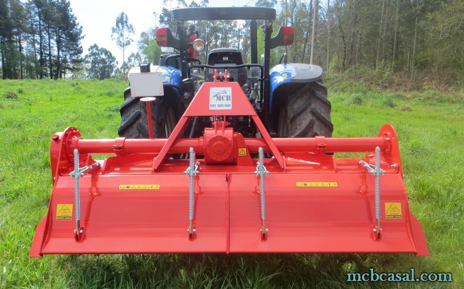 Fresadora MCB 2,10 m 2