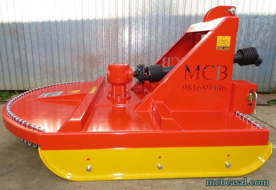 Desbrozadora forestal MCB CASAL 7