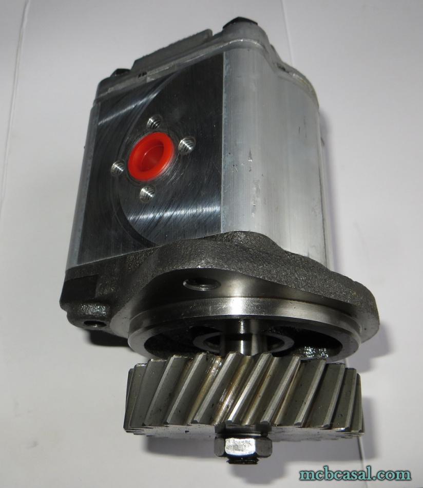 Bomba hidráulica 4