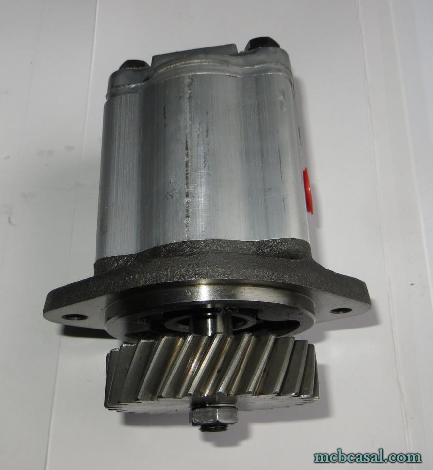 Bomba hidráulica 6