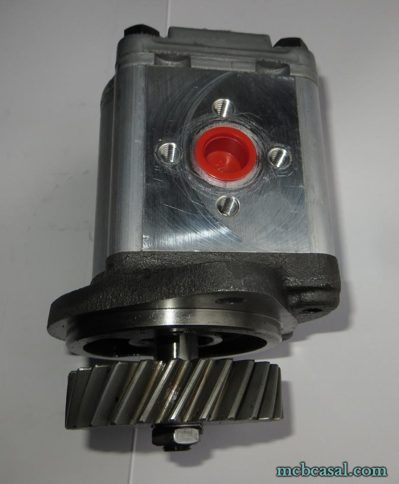 Bomba hidráulica 5