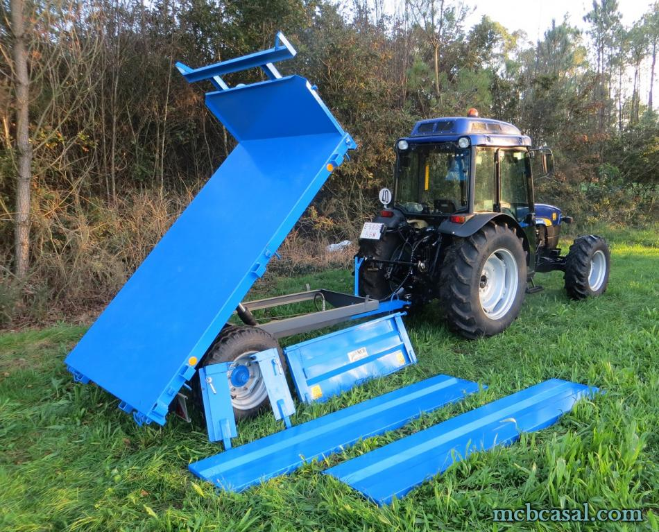 Remolque agrícola 12