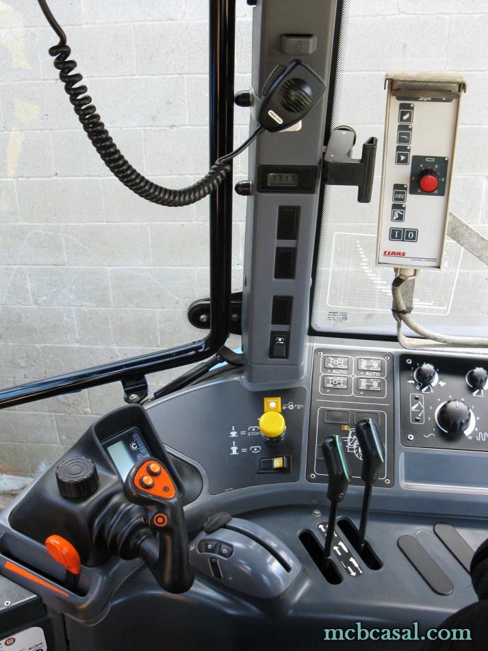 New Holland TM 135 11