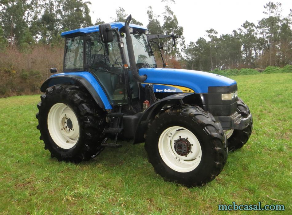 New Holland TM 135 3
