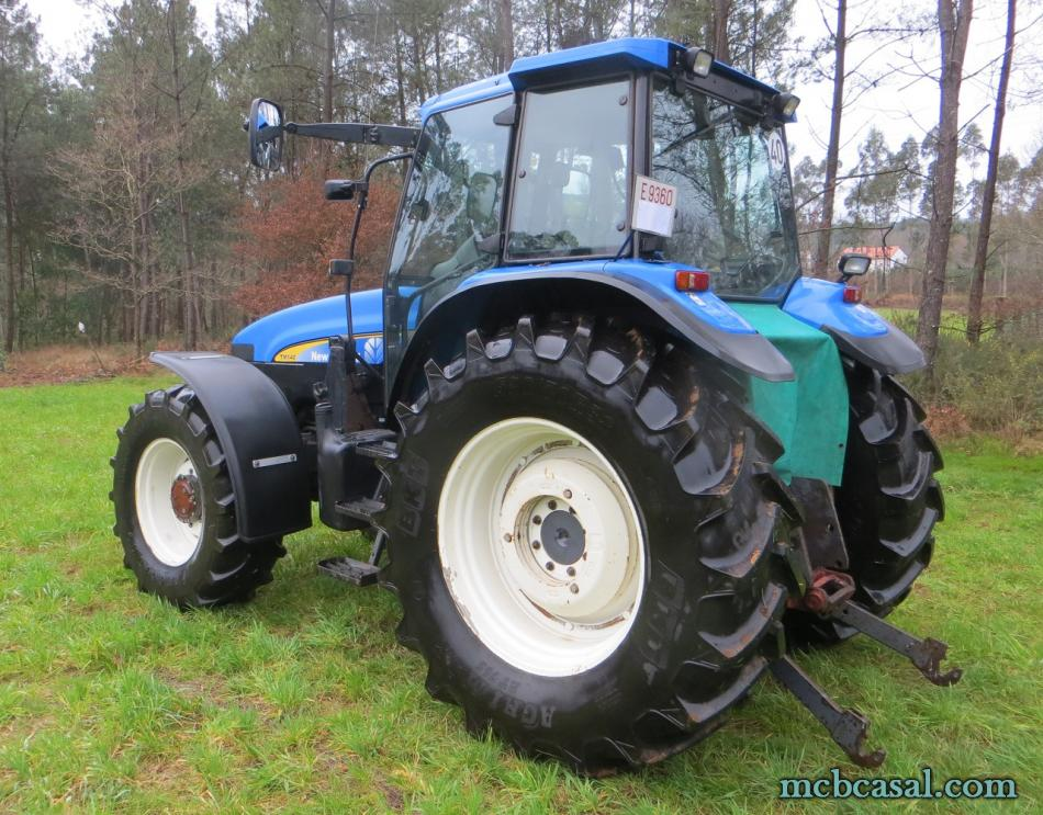 New Holland TM 135 6