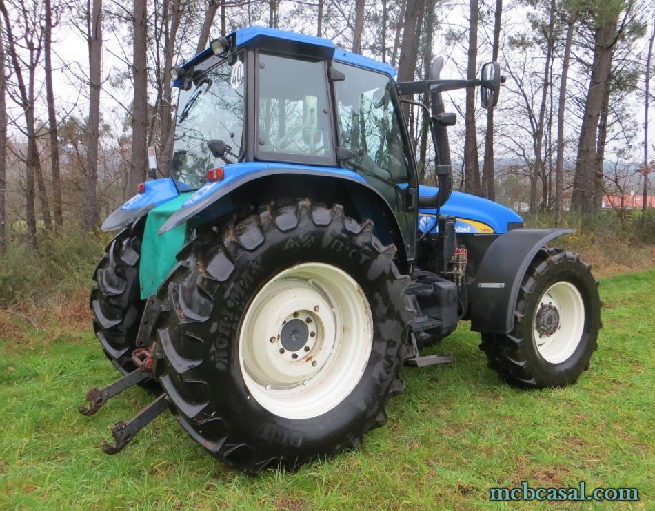 New Holland TM 135 7