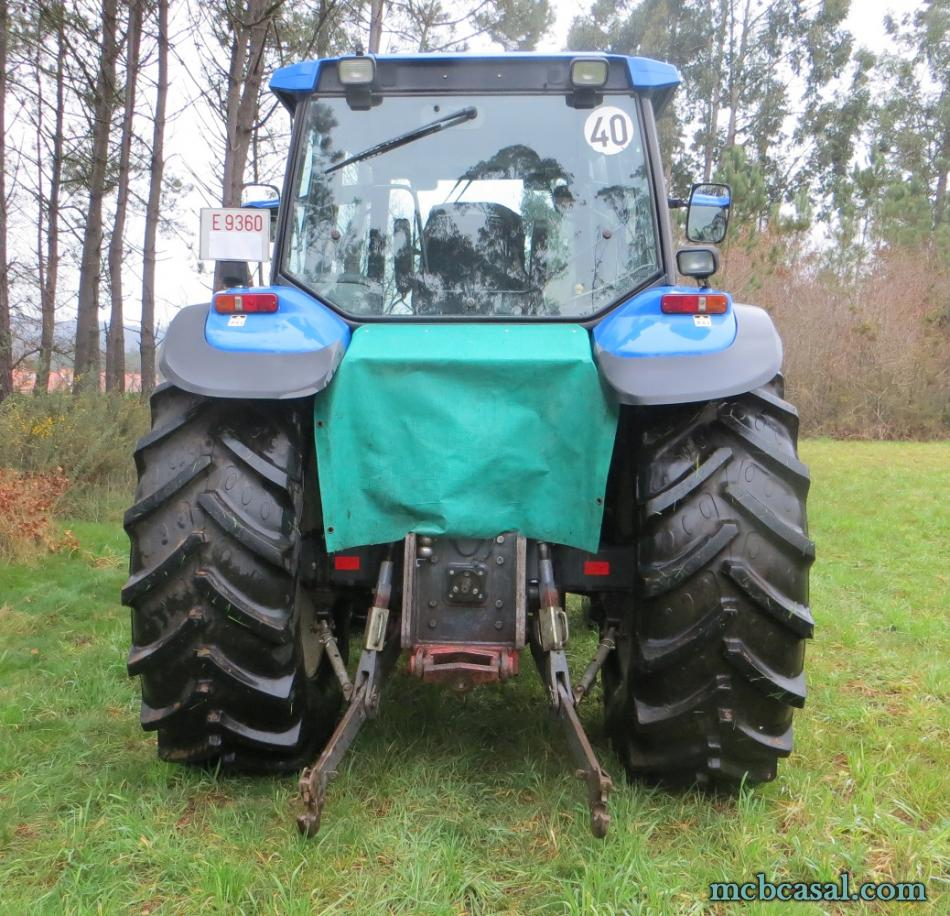 New Holland TM 135 8