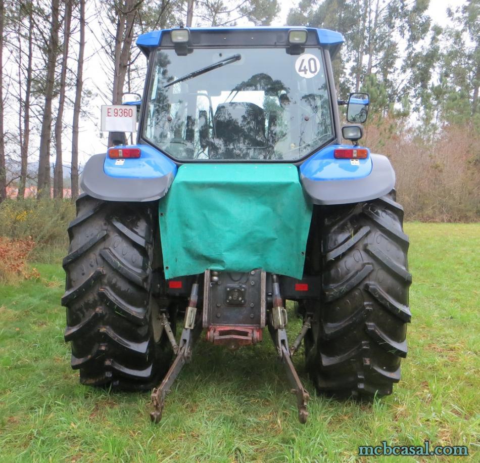 New Holland TM 135 8