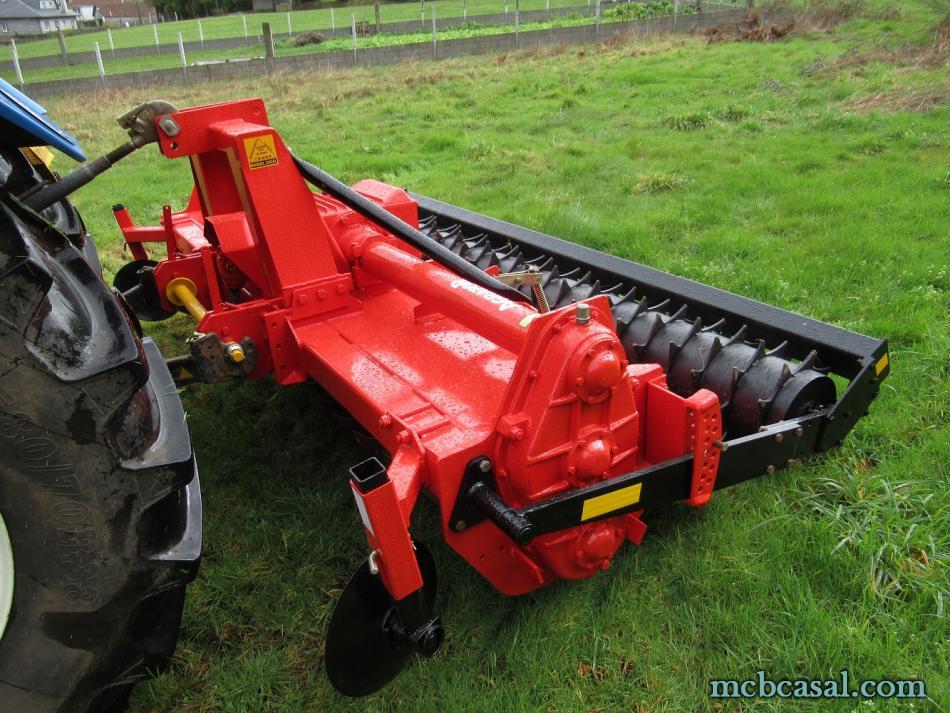 Fresadora Agrator AM 3100 C4 3