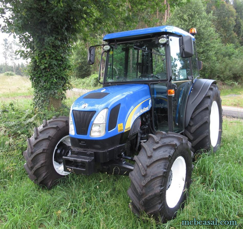 New Holland TN 95 A 9