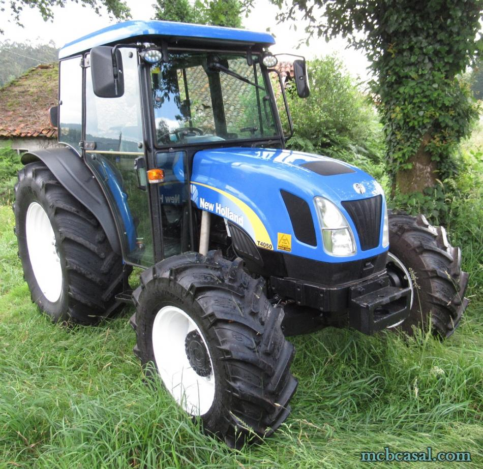 New Holland TN 95 A 7