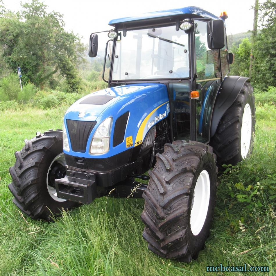 New Holland TN 95 A 6