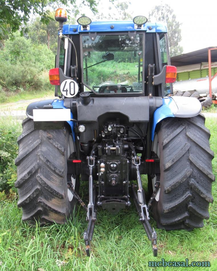 New Holland TN 95 A 5