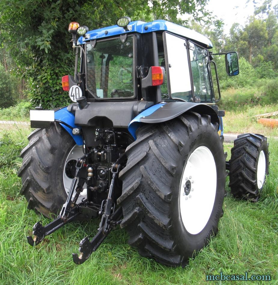 New Holland TN 95 A 4