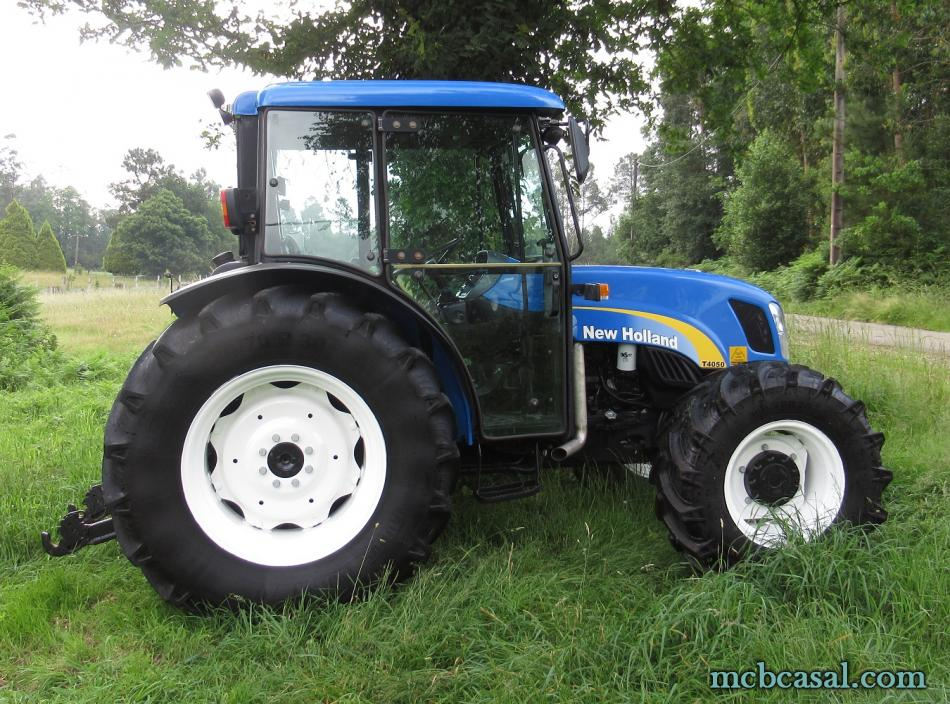 New Holland TN 95 A 3