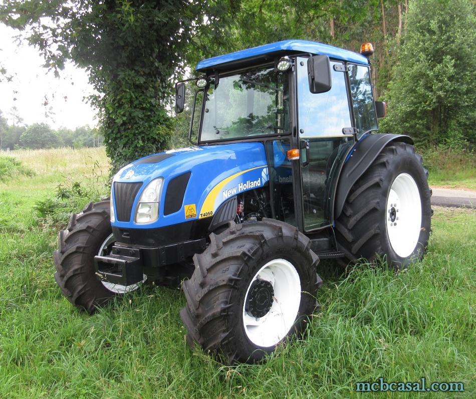New Holland TN 95 A 1