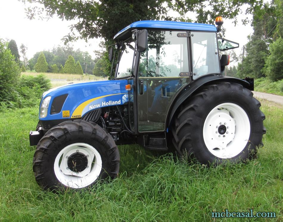 New Holland TN 95 A 2