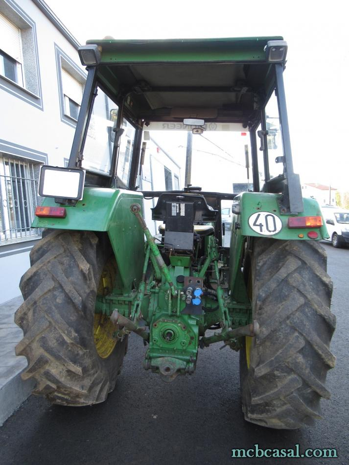Tractor 1640 simple 5