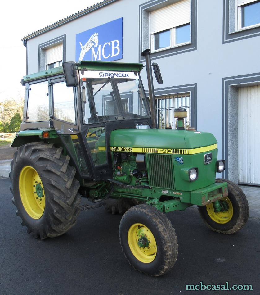 Tractor 1640 simple 2