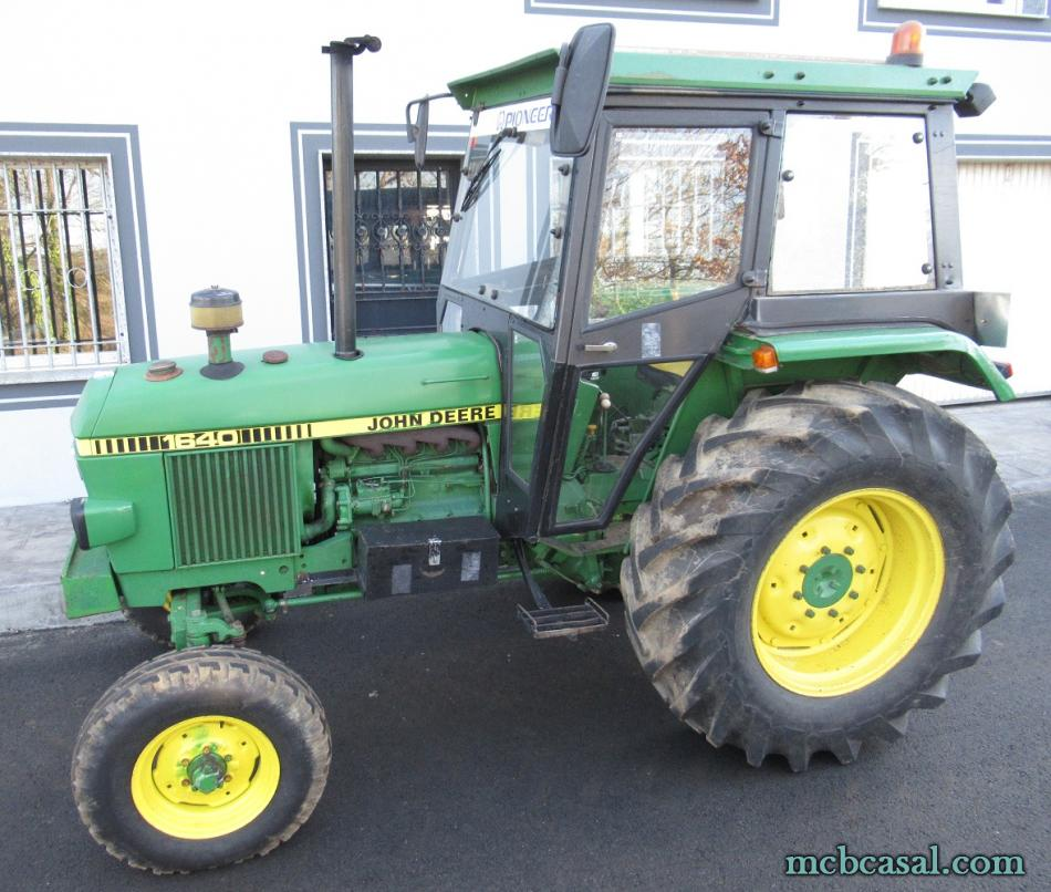 Tractor 1640 simple 3