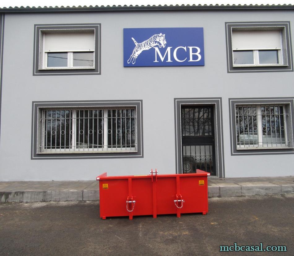 Cajas de carga MCB 1