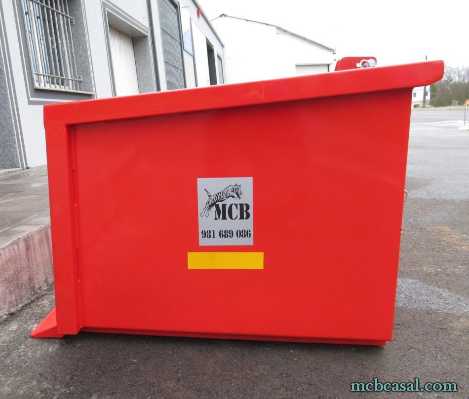 Cajas de carga MCB 6