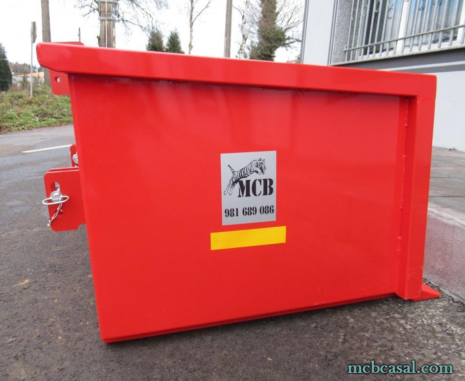 Cajas de carga MCB 5