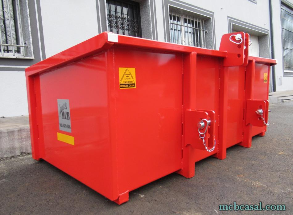 Cajas de carga MCB 3