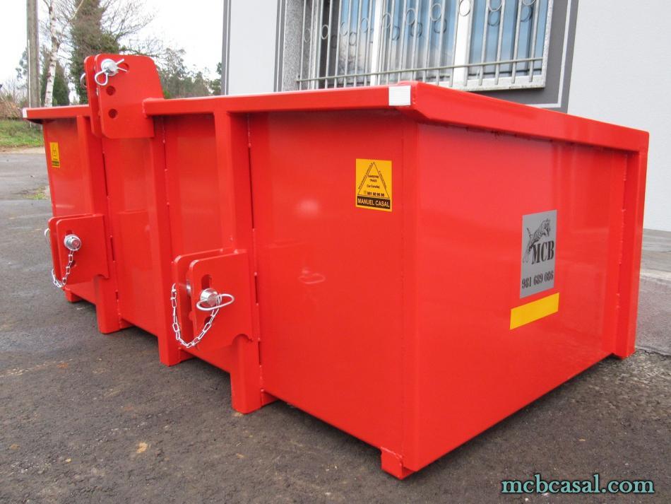 Cajas de carga MCB 4