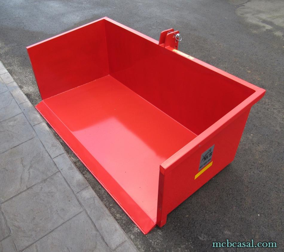 Cajas de carga MCB 8