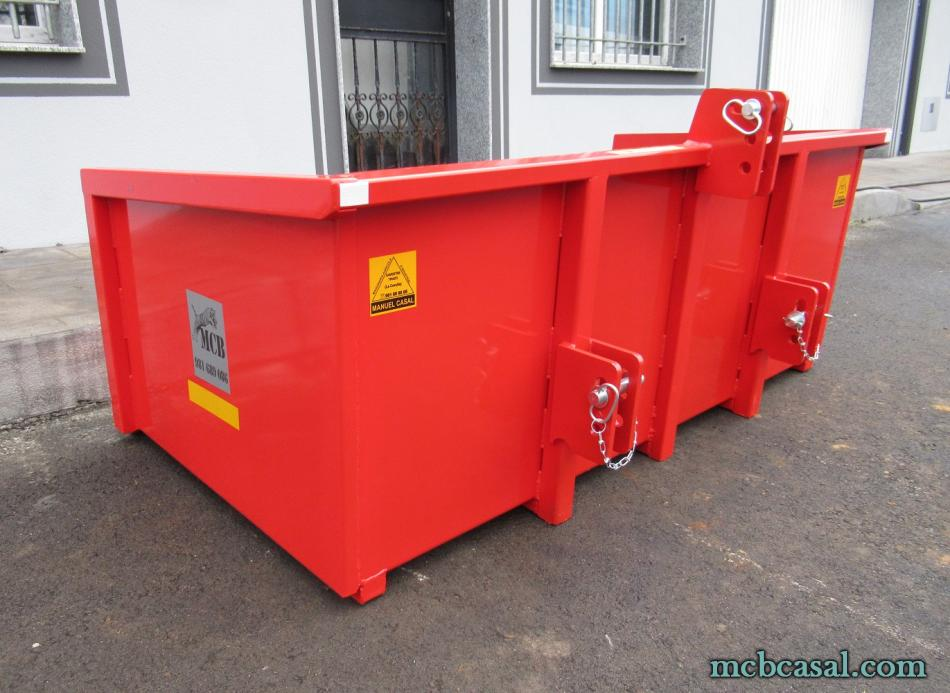 Cajas de carga MCB 9
