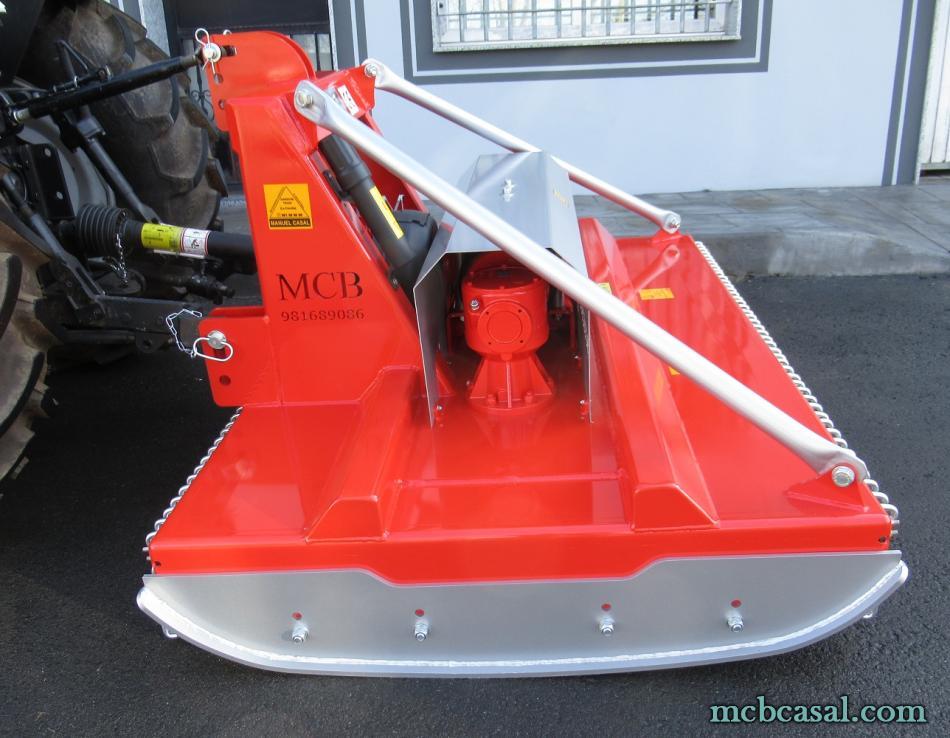 Desbrozadoras MCB de dos rotores 2