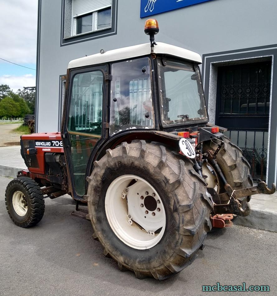 New Holland 70-86 V  8