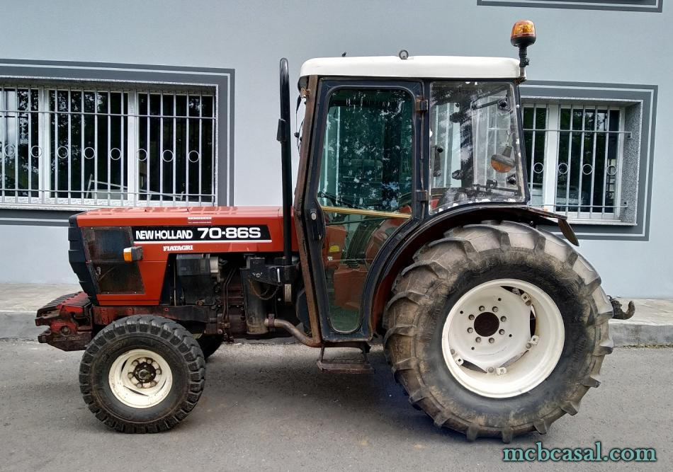 New Holland 70-86 V  7