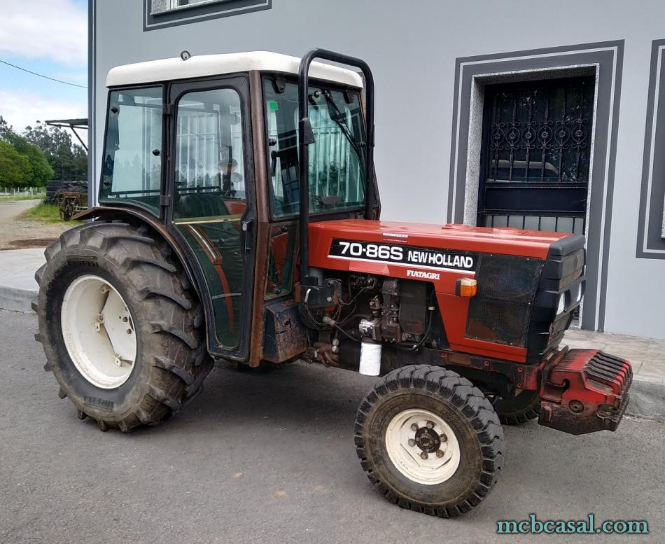 New Holland 70-86 V  2