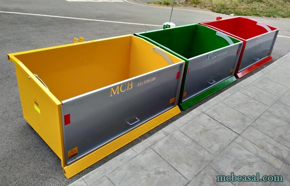 Cajas de carga para tractor 5