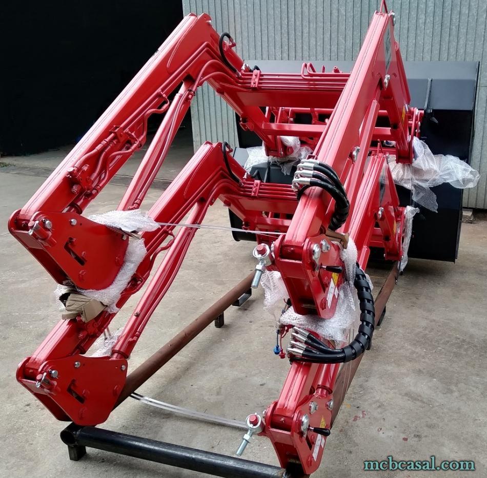 Pala para tractor 4