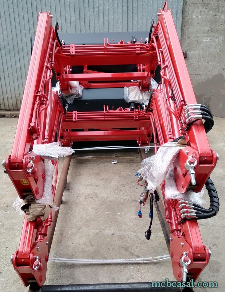 Pala para tractor 3