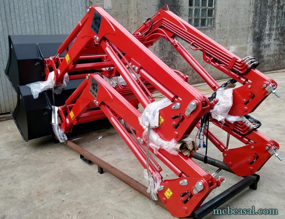 Pala para tractor 2
