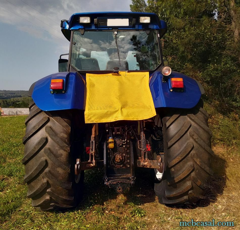 New Holland TVT 175 12