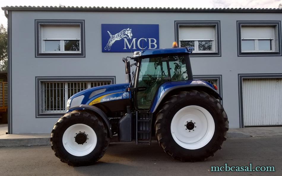 New Holland TVT 175 3