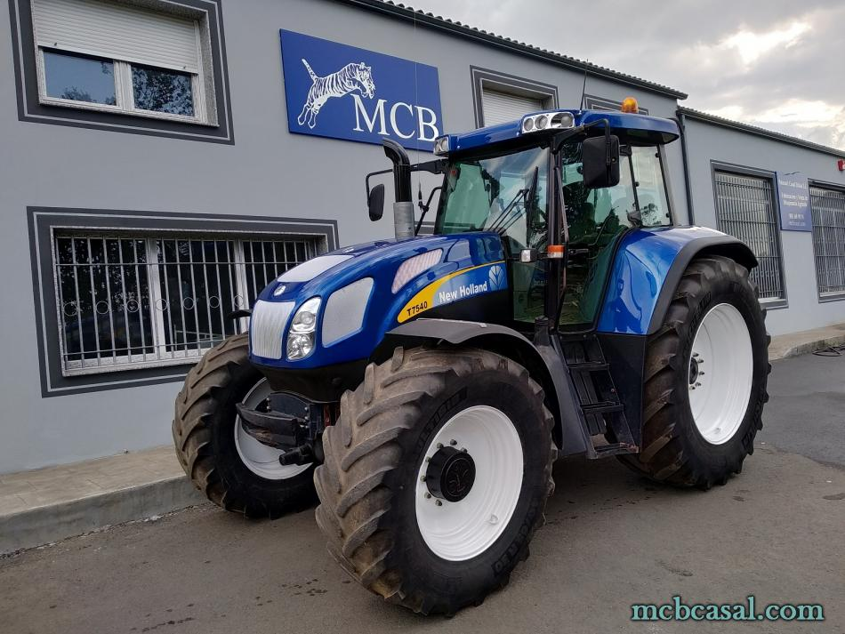 New Holland TVT 175 2