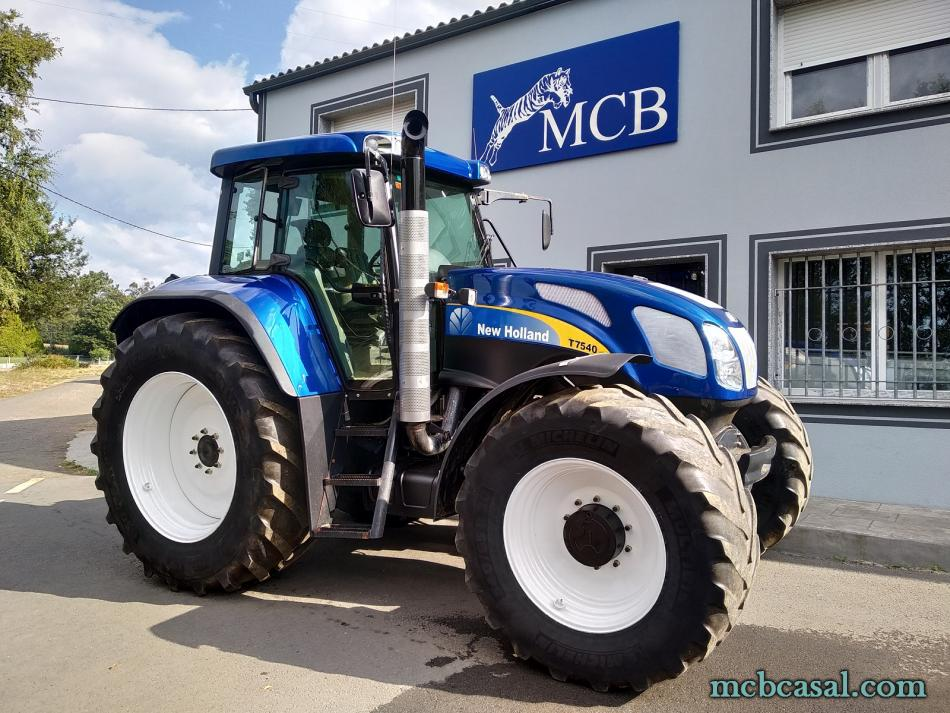 New Holland TVT 175 1