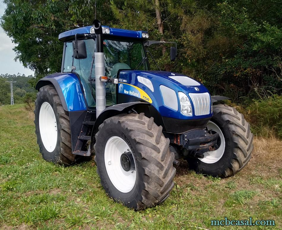 New Holland TVT 175 9