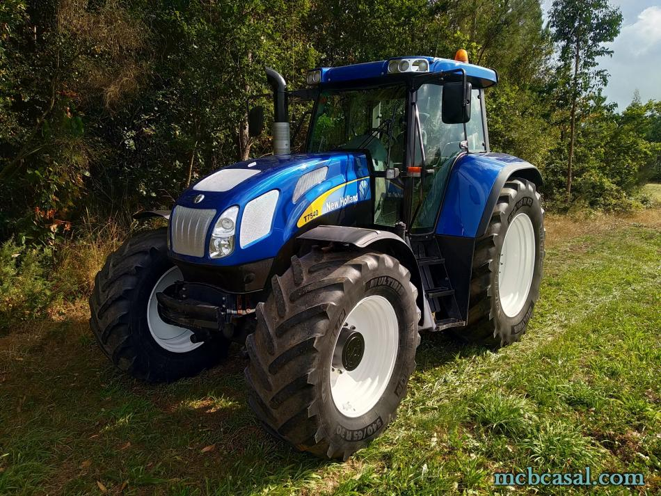 New Holland TVT 175 13
