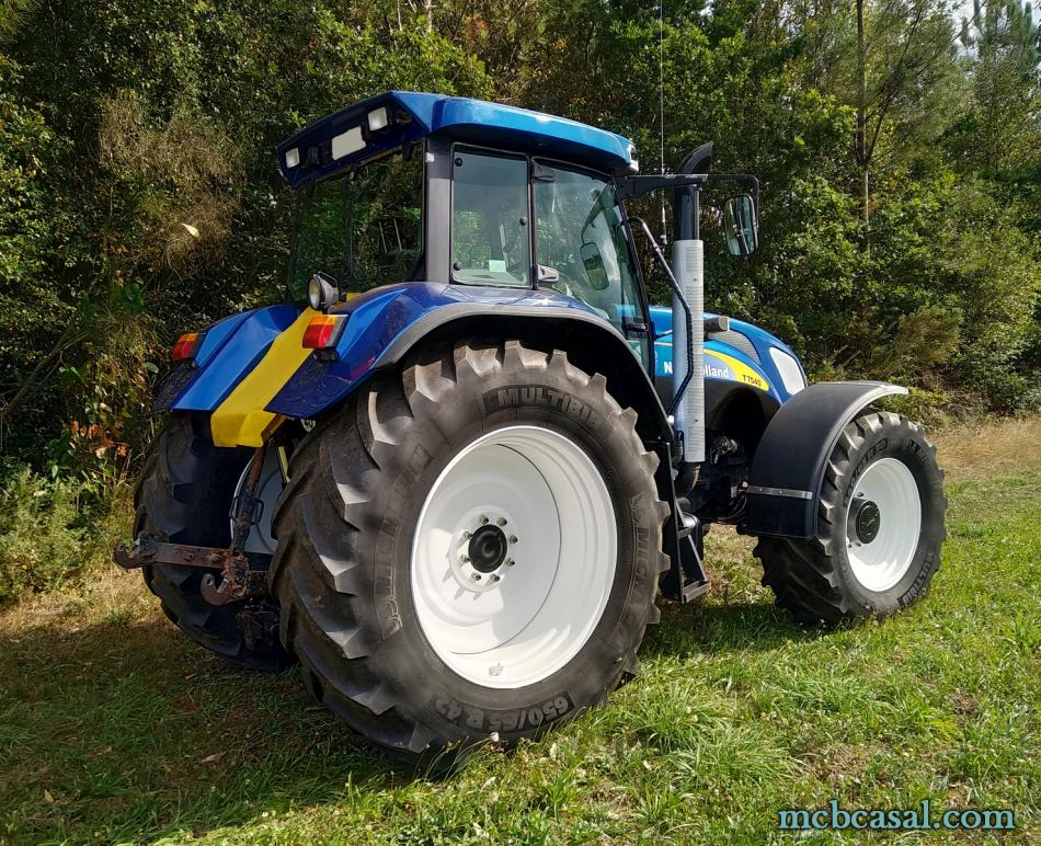 New Holland TVT 175 7