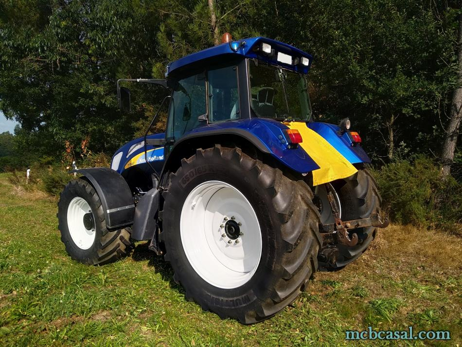 New Holland TVT 175 11