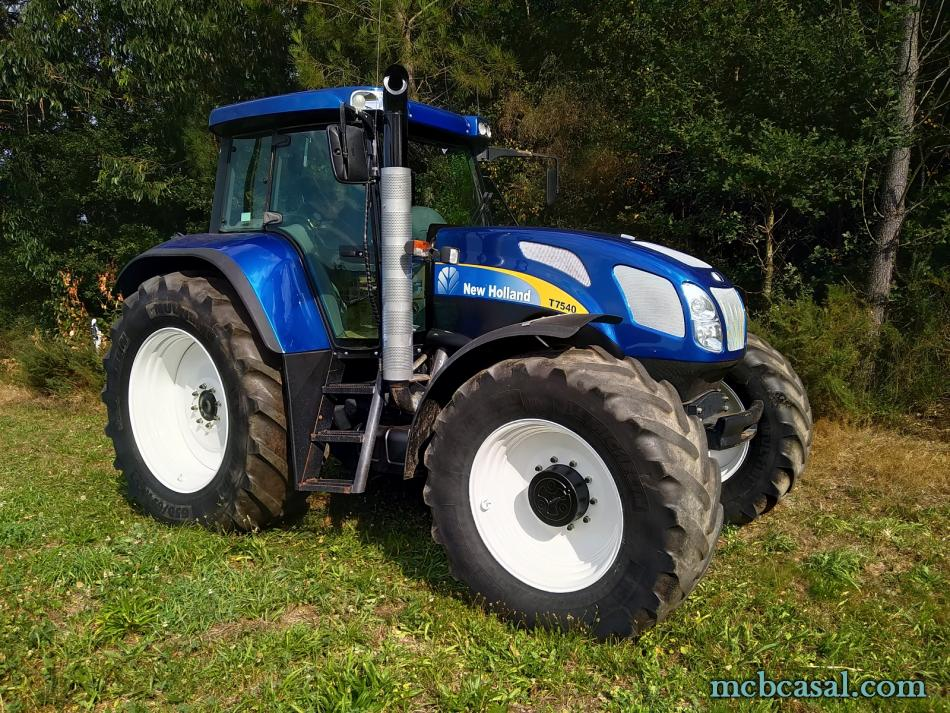 New Holland TVT 175 8